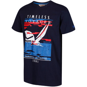 Regatta Cline III T-Shirt Herren navy